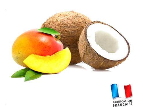 Pot de confiture Mangue Papaye