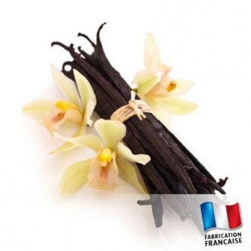 """Bougie parfumée """"Pot de confiture moyen""""Vanille"""