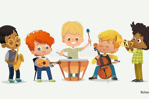 TVYS Junior Strings and Winds Pay for your first month's tuition.