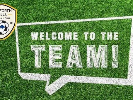 Welcome to Garforth Villa Football Club website.