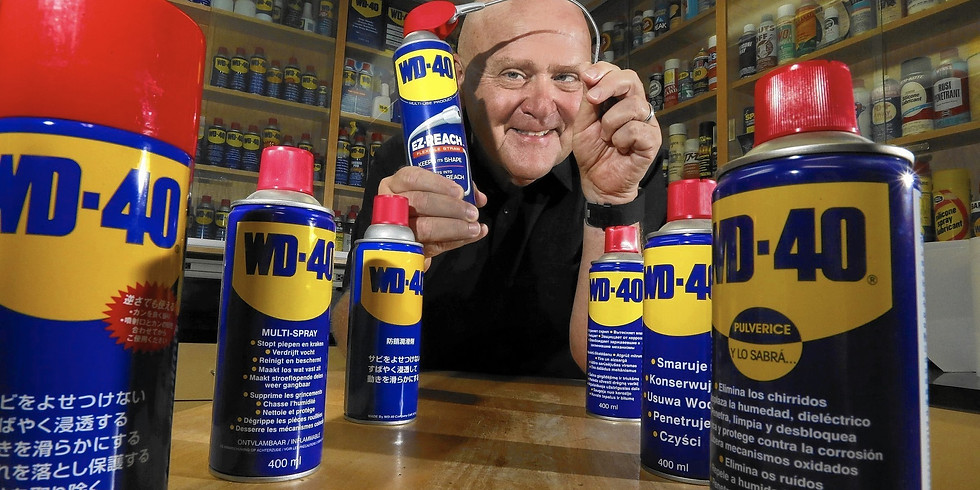 🍔 It's All About the People | with Garry Ridge, CEO of WD-40
