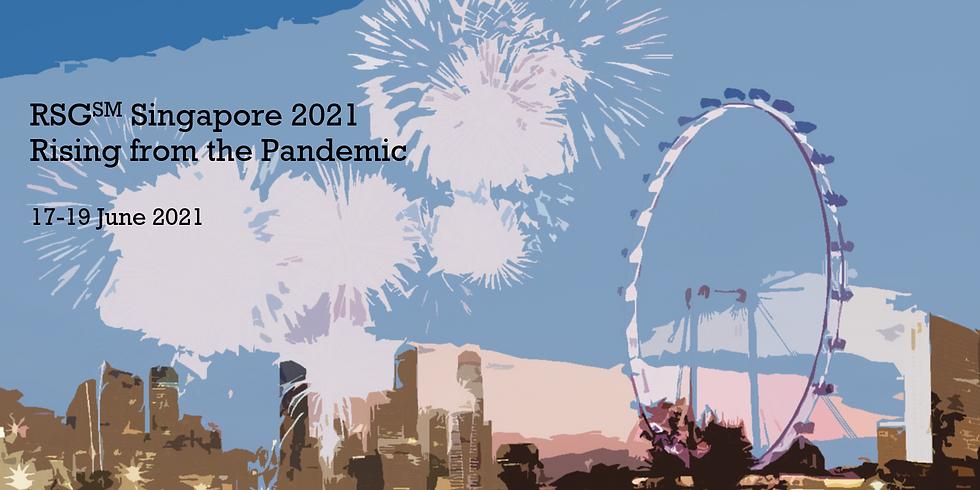Regional Scrum Gathering Singapore 2021