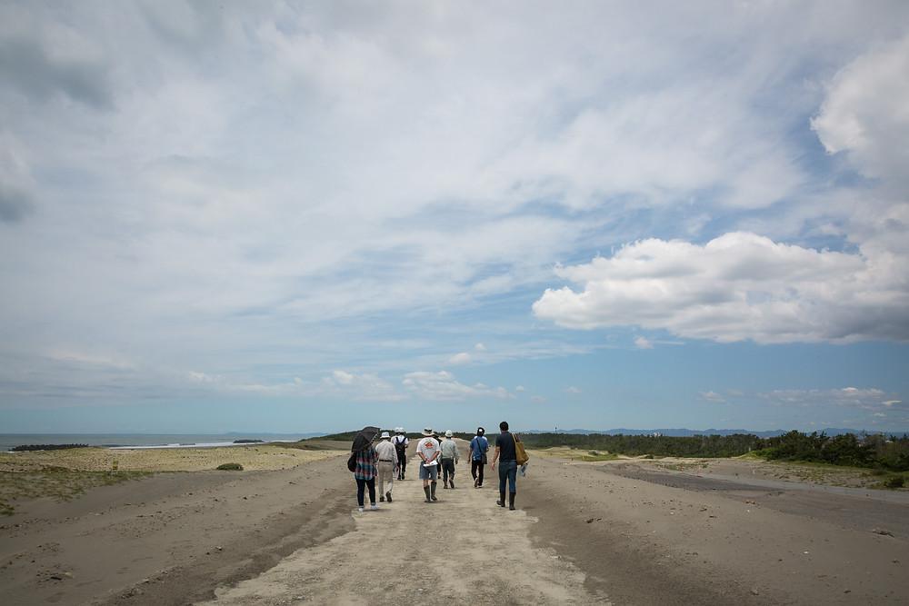 中田島砂丘のこれから