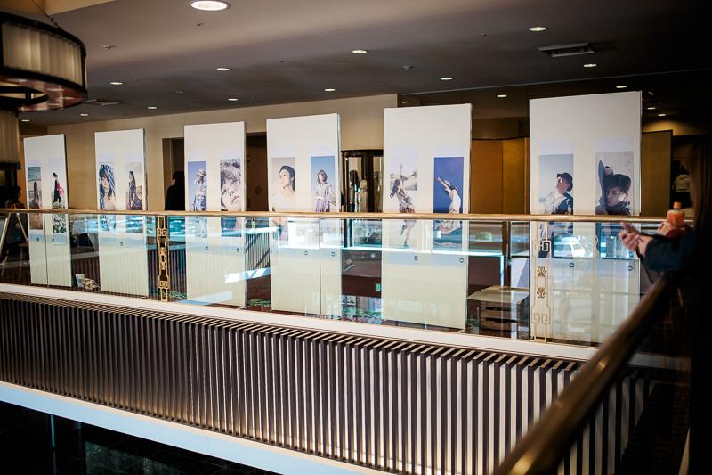 浜名湖ロイヤルホテルで写真展示