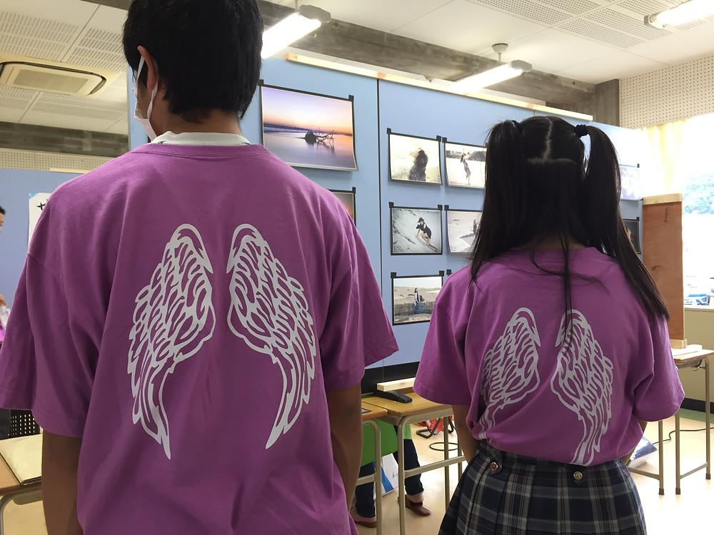 オイスカ高校めひるぎ祭で写真展示