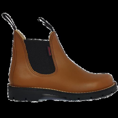 Slip-On Boot Tan