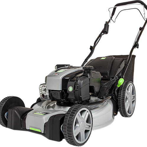 EQ 675 IS ELECTRIC START SELF PROPELLED PETROL LAWNMOWER
