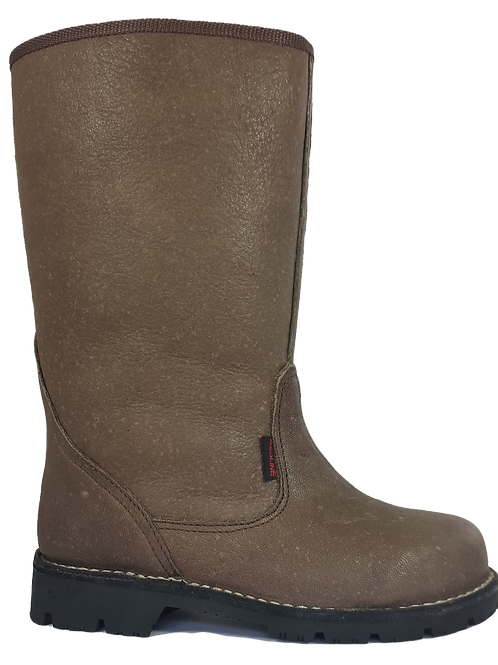 Ugg-Style Boot Brown