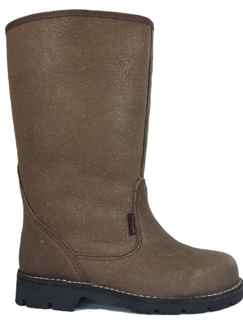 Ugg-Style Boots Brown