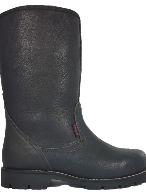 Ugg-Style Boots Black