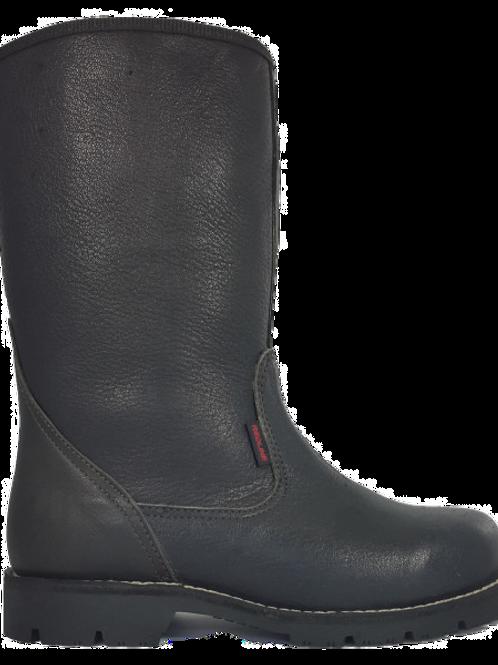 Ugg-Style Boot Black