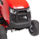 Thumbnail: SPX 100 SNAPPER PETROL RIDE-ON TRACTOR