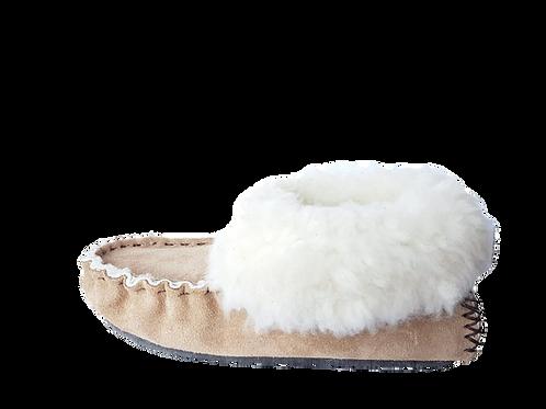 Sheepskin Slippers Tan