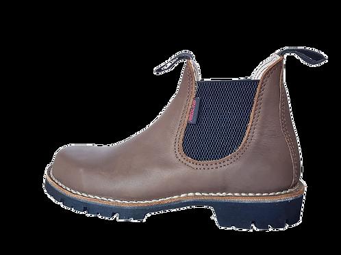 Slip-On Boot Brown