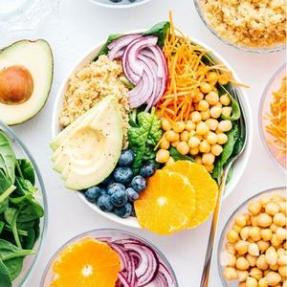 How to get your Healthy eating on track!