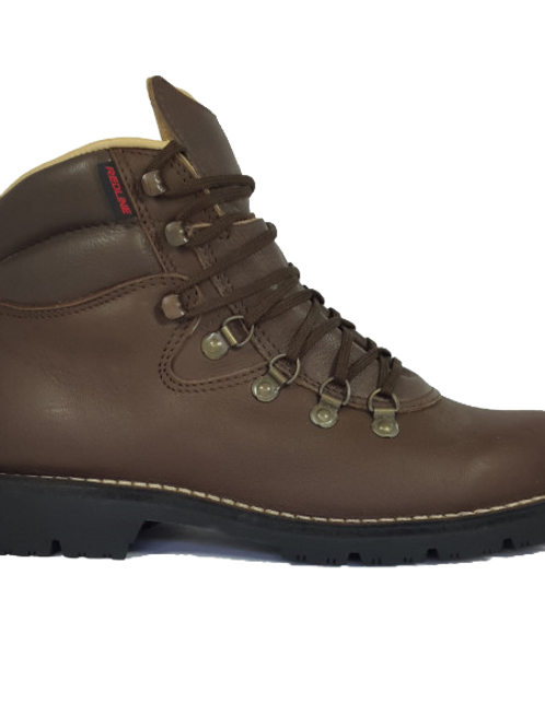 Lace-Up Hiking Boot