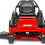 Thumbnail: ZTX 110 PETROL ZERO TURN MOWER