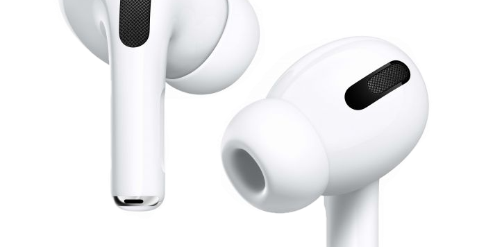 Apple Airpods Pro Wireless Charging Case White