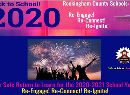 RCS Back To School 2020