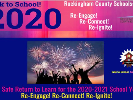 RCS Back To School 2020