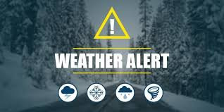 1/7:  Inclement Weather Statement