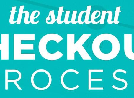 Student Checkout Procedures