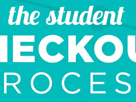 Student Checkout Procedures