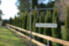 Duckmaloi Park Front Fence