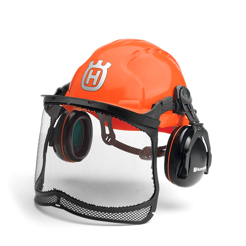 Husqvarna Forest Helmet - Functional Type 2 - Polycarbonate Helmet
