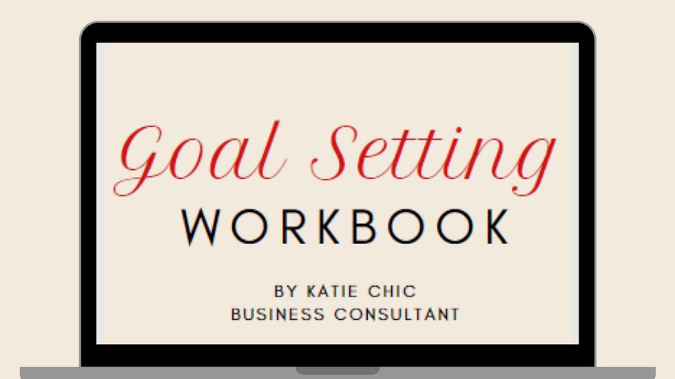 The Goal Setting Workbook