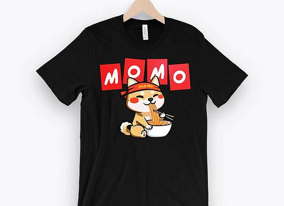 MOMO Flashcard Tee