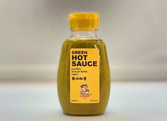 MOMO Green Hot Sauce
