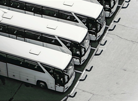 5 Reasons Why Renting A Charter Bus Is Better Than Flying