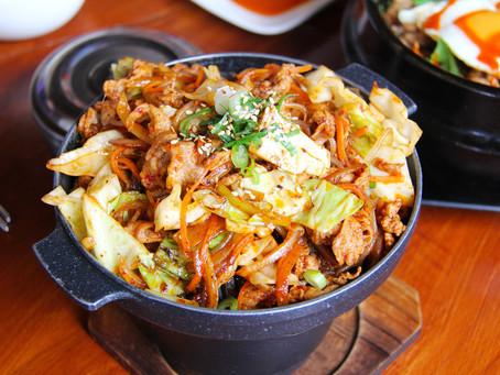 Korean BBQ in Los Angeles