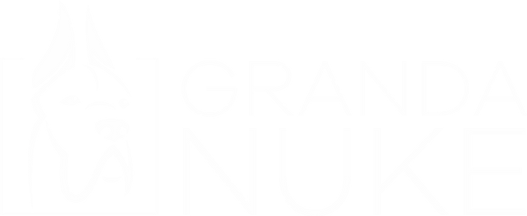 Nuevo logo 2020 grandanuke blanco.png