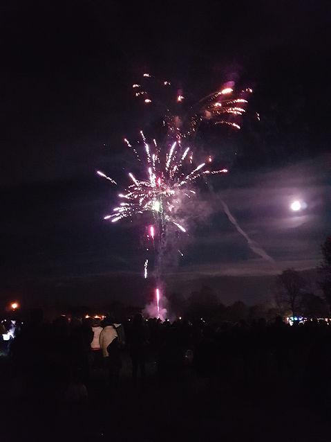 Redbourn Village Hall Happy New Year