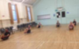 Fatburn Extreme in Redbourn Village Hall