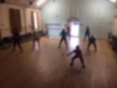 Hudgell Fitness in Redbourn Village Hall