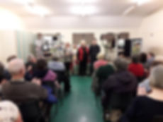 Redbourn in Bloom in redbourn Vilae Hall