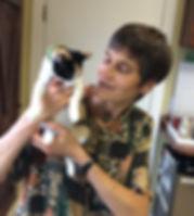 Dr. Tina Aiken, Holistic Veterinarian