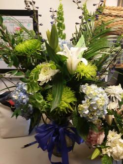 Hydrangea Vase $125.00