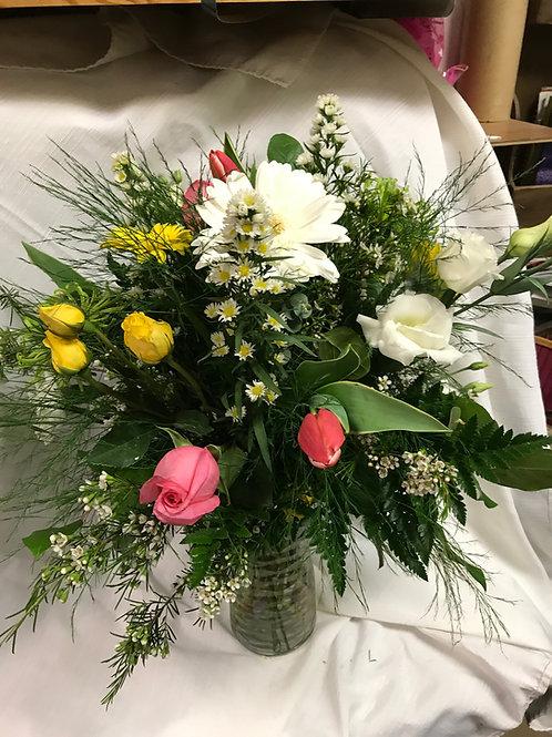 Soft Spring Vase