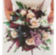 Bridal bouquet peach bugundy.jpg