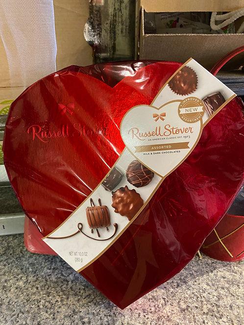 Chocolate Heart Large