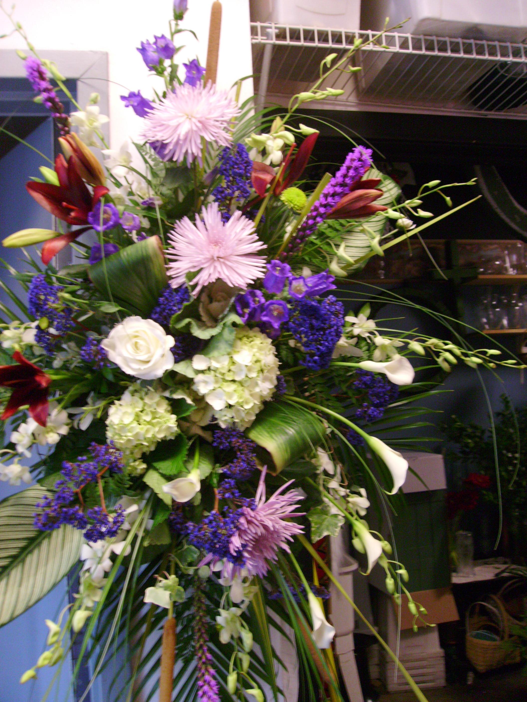 13) Hydrangeas, Roses, Callas 225+