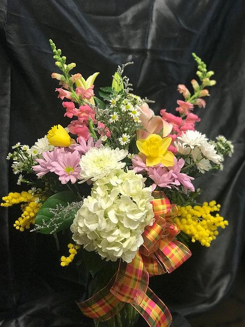 Spring Bright Vase