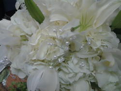 Bouquet with Pearls