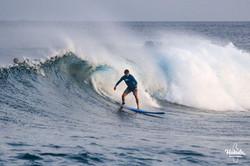Сёрф-кэмп на Мальдивах, осень 2020