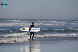 наши ученики после серфинга