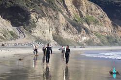 серфинг в Калифорнии, Сан Диего